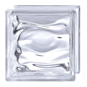 Стеклоблок Испания Opti White аква